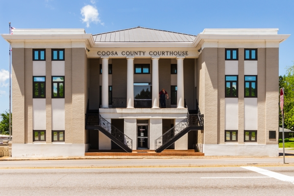 probate judge records of coosa county