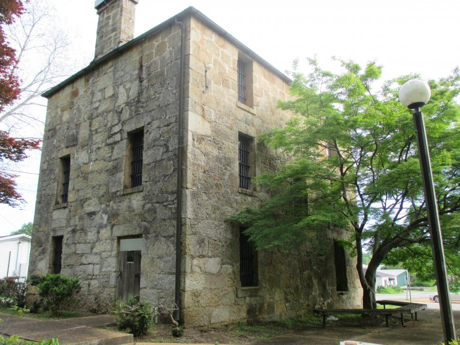 Oldest Jail In Alabama | Coosa County, Alabama